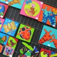 kinderschilderijen-hek