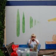 eerste-opzet-muurschildering-225x326