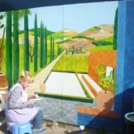 muurschildering-april-2010