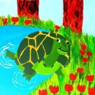 schildpad-floor